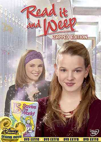 READ IT AND WEEP BY PANABAKER,KAY (DVD)